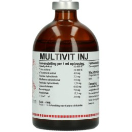 Multivit inj. 100 ml