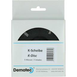 Demotec Slijpschijf K-Schijf 100 mm
