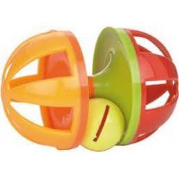 BZ Plastic halter voor knaagdieren 10cm