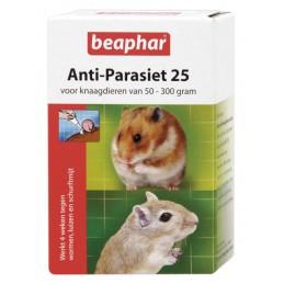 Anti-Parasiet 25 knaagdieren 2 pipetten
