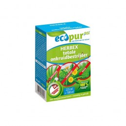 Ecopur Herbex totale onkruidbestrijder 225 ml