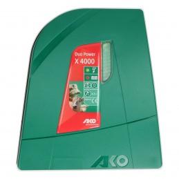 Duo Power X4000 combi schrikdraadapparaat
