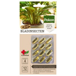 Bio plantkuur bladinsecten