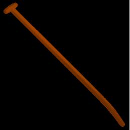 Batssteel 110 cm