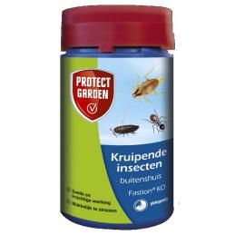 Fastion KO tegen kruipende insecten