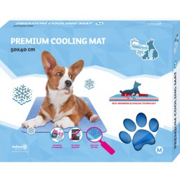 CoolPets Premium koelmat hond M 50 x 40 cm