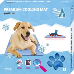 CoolPets Premium koelmat hond L 90 x 60 cm