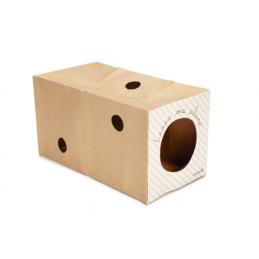 BZ Kitten Speeltunnel Inja papier 22x22x40 cm