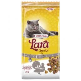 Lara Kattenbrokken Senior kalkoen-kip 2 kg