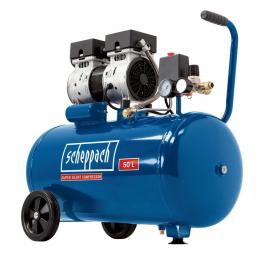 Stille compressor HC50Si 50L
