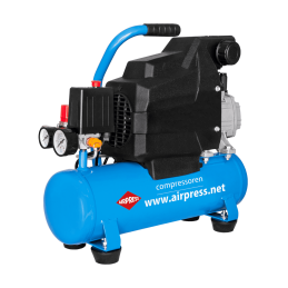 Airpress compressor H 185/6