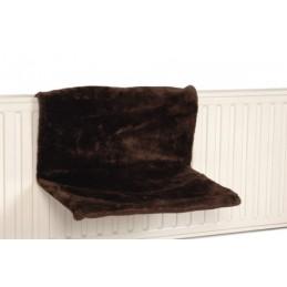 BZ Katten radiatorhangmat sleepy bruin 46 X 31 X 24cm