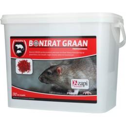 Bonirat graan professioneel rat & muis 5 kg