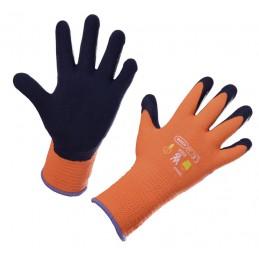 Kinderhandschoen Keron oranje mt 4-6 jaar