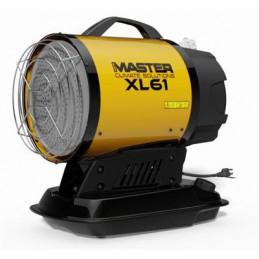 Infrarood Diesel Heater XL61 17KW