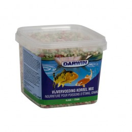 Vijvervoeding korrel mix 5 l