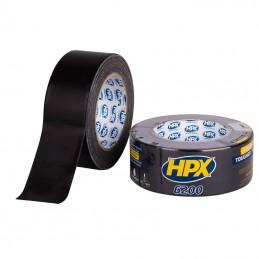 Duct tape zwart 48mm x 25m