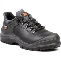 Goedkope Werkschoen Grey Stone laag zwart S3