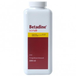 Betadine Scrub 500 ml