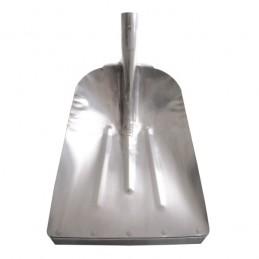 Graanschop aluminium met strip los
