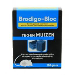 Brodigo-Bloc 10 x 10 gram