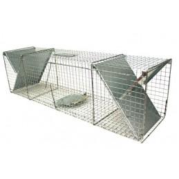 Vangkooi voor vossen 2...