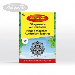 Aeroxon venstersticker...