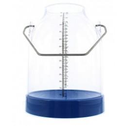 Melkemmer blauw 30L
