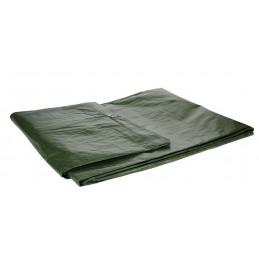 Dekzeil 90gr/m2 3 x 4 m groen