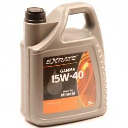 Motorolie 15W40 5 liter