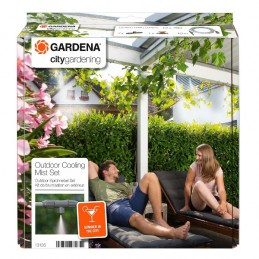 City Gardening Vernevelaar set