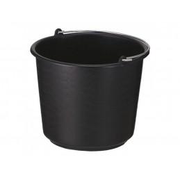 Emmer 12 liter zwart