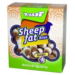 Braaaf Schapenvet Bonbons met knoflook 245 gram
