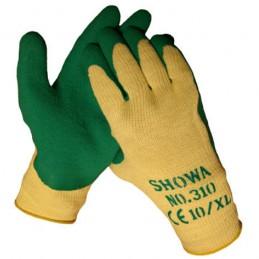Veiligheidshandschoen Showa 310 groen