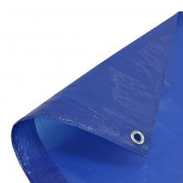 Afdekzeil Blauw 10 x 12 Meter