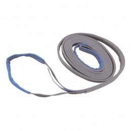 Hijsband 2-laags grijs  4m/ 120mm 4 ton