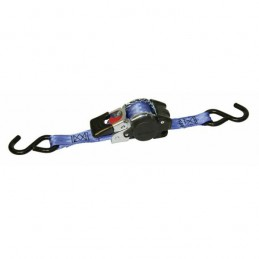 Spanband automatic 1.80m/ 25mm blauw