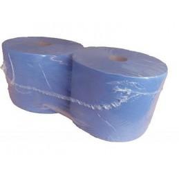 Uierpapier blauw 3 laags 2x1000 vel
