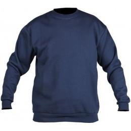 Sweater ronde hals marine
