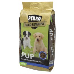 Perro gold sensitive pup 10 kg