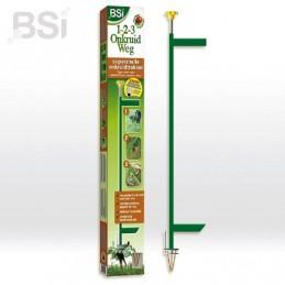 BSI 1-2-3 onkruid weg onkruidtrekker