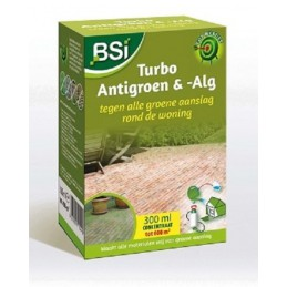Anti groen en alg Turbo 300 ml