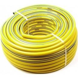 Torsino slang geel pvc 12.5 mm 10 bar 100 m