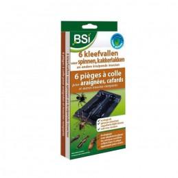 BSI kleefvallen tegen insecten