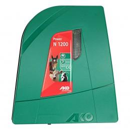 AKO Power N1200 lichtnet schrikdraadapparaat