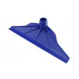 Kunststof stalkrabber blauw 35cm los