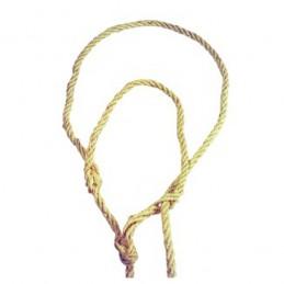 Koehalsters met touwtjes 12st