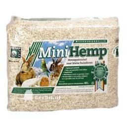 Mini hemp hennepstrooisel 48 liter