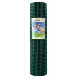 Gaas gelast groen 12.7/0.9 0.50m x 5m