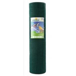 Gaas gelast groen 12.7/1.1 1.51m x 25m